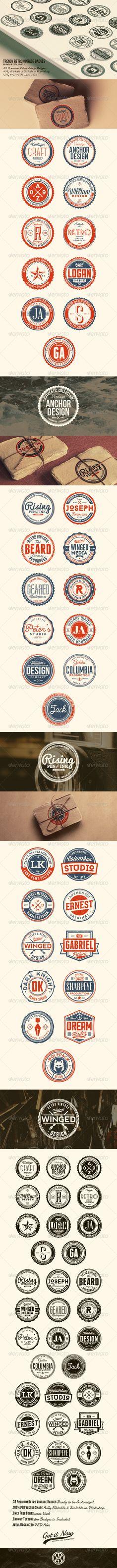 love the color palette N Logo Design, Web Design, Badge Design, Typography Design, Branding Design, Graphic Design, Retro Vintage, Vintage Designs, Vintage Style