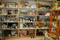 Lots of cool collectibles!
