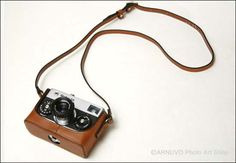 Rollei 35 Leather cover so nice!