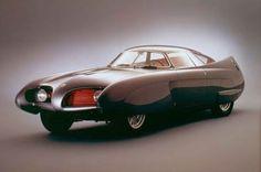 Alfa Romeo B.A.T. 5 1953 by Bertone