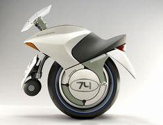 一輪バイク「Uno」