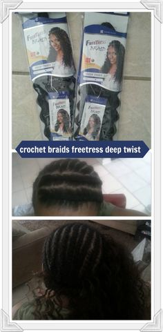 MY CROCHET BRAIDS PROTECTIVE STYLE FOR THE ESSENCE FESTIVAL #essencefest #crochetbraids