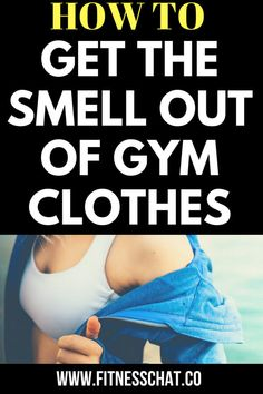 how to remove bad odor from clothes without damaging them. Why do gym clothes smell musty Fitness Motivation, Weight Loss Motivation, Fitness Tips, Best Weight Loss, Weight Loss Tips, Lose Weight, Athleisure, Smelly Clothes, Fitness Gifts For Men