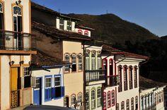 Ouro Preto, MG: O Barroco mineiro e a Inconfidência deMinas - Fatos & Fotos de Viagens - Reflexões da vida e viagens de um viajante vivo