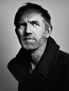 Anton Corbijn, self-portrait