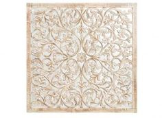Talla madera y espejo Rugs, Walls, Home Decor, White Mirror, Mirrors, Wood, Homemade Home Decor, Types Of Rugs, Wall