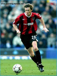 Steve McMANAMAN Manchester City FC