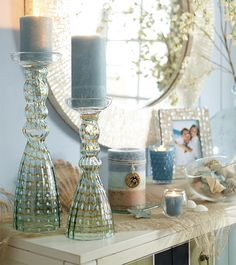 Enjoy A Coastal Breeze Even When Youu0027re Far Inland With Sea Air Blend From  Pier. Arabella Marie · Beach House Decorating Ideas