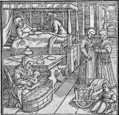 Jakob Rueff De conceptu et generatione hominis 1554