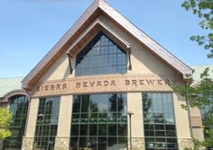 Sierra Nevada Brewery Asheville NC