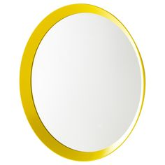 "LANGESUND Mirror - yellow - IKEA, $27.99, 19 5/8 """