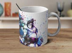 Mei Overwatch Mug Overwatch Coffee Mug Color Changing Mug Magic Mug OV-7 #Handmade