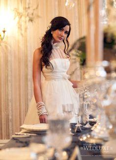 Nautural Skin the easy way Dress Hairstyles, Wedding Hairstyles, Wedding Bells, Wedding Gowns, Wedding Outfits, Whimsical Wedding Cakes, Wedding Inspiration, Wedding Ideas, Wedding Stuff