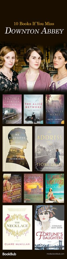 10 history books to read if you love Downton Abbey. Including history books worth reading.