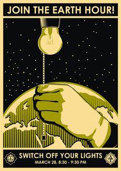 Propaganda Poster - Click link to view original source pagehttp://webdesignsurvivalist.com/inspiration/inspiration-30-modern-propaganda-posters/