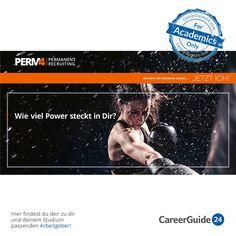 Mache Karriere mit Karrieren.  Bei Perm4 sammelst du Erfahrungen im Recruiting.