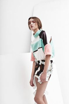 Jinhee Moon is a womenswear designer. She boasts a technical flair and cunning creativity. Jinhee earned her sartorial stripes studying at London College of Fashion…