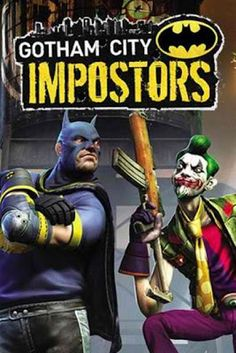 Gotham City Impostors Full Version