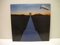 Vintage Judas Priest- Point of Entry- British Heavy Metal Vinyl LP- 1981 Columbia Records-- Plus Bonus LP! by TimsTimelessToys on Etsy