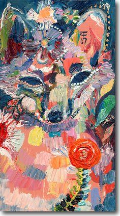SkylineArtEditions.com - Donny the Garden Fox, $27.00 (http://www.skylinearteditions.com/donny-the-garden-fox/)