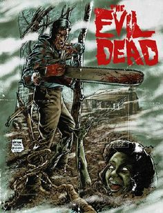 Nathan Thomas Milliner Evil Dead | Horrorfanz www.horrorfanz.com