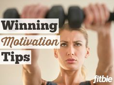 Channel your inner champion with these inspiring  fitness motivation tips from sports psychologist Jim Afremow. | Fitbie.com