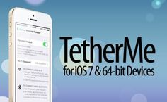 TetherMe for iOS 7 is out. If you want to enable free Personal Hotspot tethering access on your iPhone or iPad, this is the tweak to get. Packers And Movers, Ios 7, Adventure Tours, Free Personals, Seo Services, Ipad, Apple, Technology, Limo