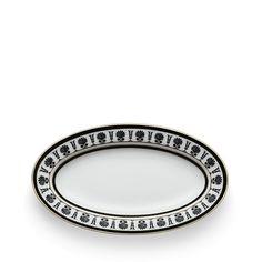 150.00$  Buy now - http://vivoh.justgood.pw/vig/item.php?t=gay1do34724 - Richard Ginori Palmette Accent Dish 150.00$