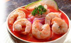 Ceviche de camarón Recetas – PRONACA Procesadora Nacional de Alimentos