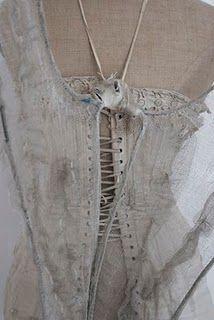 Old corsette