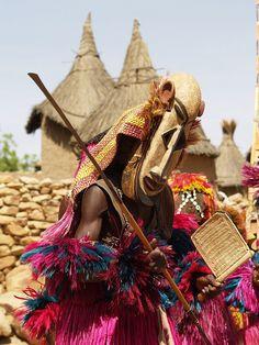 Celebration Costume. Mali