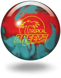 With exciting colors and innovative fragrances, the Tropical Breezes are sure to appeal to bowlers of all skill levels. They all feature a proven Reactor™ reactive coverstock material that glides easily through the heads yet reacts down-lane to provide optimum pin carry. http://www.stormbowling.com/products/balls
