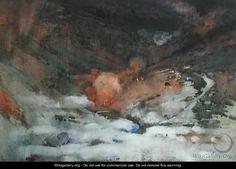 Highland Glen - Arthur Melville