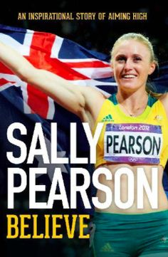 Sally Pearson's autobiography.