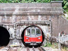 Metro de Londres cumple 150 años #Fotos - Cachicha.com