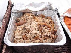 Spicy Shredded Pork recipe from Ree Drummond via Food Network