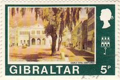 Gibraltar 1971 First Decimals SG 269 Fine Used SG 269 Scott 255 Other Commonwealth stamps here