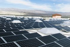 World Solar Power Topped 100,000 Megawatts in 2012