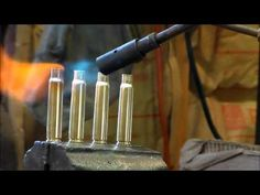 How to, and why you need to Anneal Rifle and Pistol Brass Casings.
