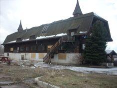 Abandoned Heritage Mountain Resort in Provo, Utah