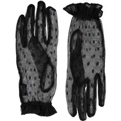 Accessorize Satin Glove ($20) ❤ liked on Polyvore featuring accessories, gloves, fillers, polka dot gloves, satin gloves, satin evening gloves, evening gloves and dot gloves