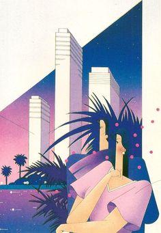 80s PoMo art