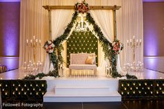 Perfect Wedding Guide Planner Checklist Timeline from Perfect Muslim Wedding Wedding Hall Decorations, Marriage Decoration, Engagement Decorations, Backdrop Decorations, Party Backdrops, Church Decorations, Wedding Backdrops, New Orleans, Wedding Background