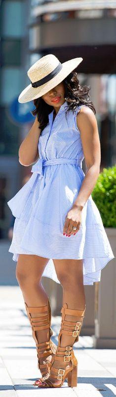Summer Bliss // Fashion Look by Jadore-Fashion