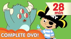 "28 minutes of super fun Halloween songs for young learners from the ""Super Simple Songs - Halloween"" DVD! Created for ages 3 and up. Get the DVD here!: http:..."