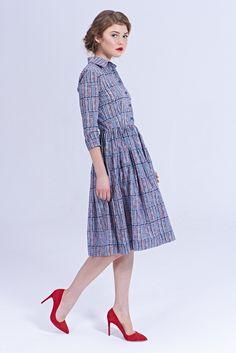 Image of Sybil dress