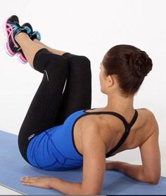 Workout Video: The 8 Best Exercises for Lower Abs