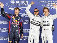 A Mercedes nyerte az időmérőt Silverstone-ban
