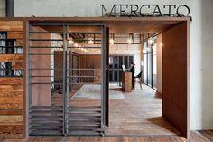 Mercato - Shortlist 2013 Restaurant & Bar Design Awards - Shanghai, Cina - 2013 - Neri & Hu Design and Research Office