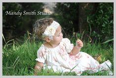 Baby Headband ..  Vintage Lace Headband ..  #accessories #hair #headband @EtsyMktgTool http://etsy.me/2fl5veb